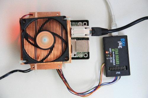 Guruplug mini ordenador ARM con Linux