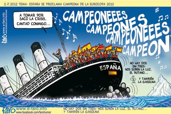 Eurocopa - España