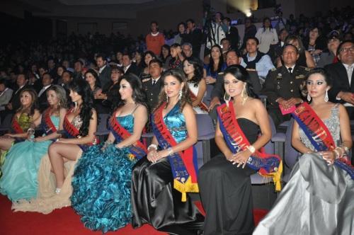 Canditas Reina de Riobamba 2012