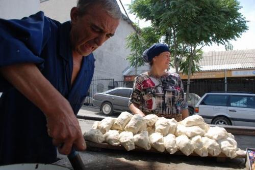 Kirguistan Ivan Vallejo