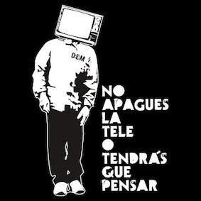 No apagues la tv