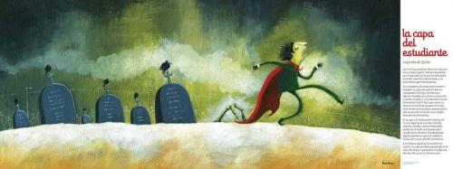 Leyendas Ecuatorianas Ilustracion de Roger Ycaza